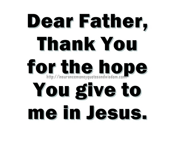 dear father thank you